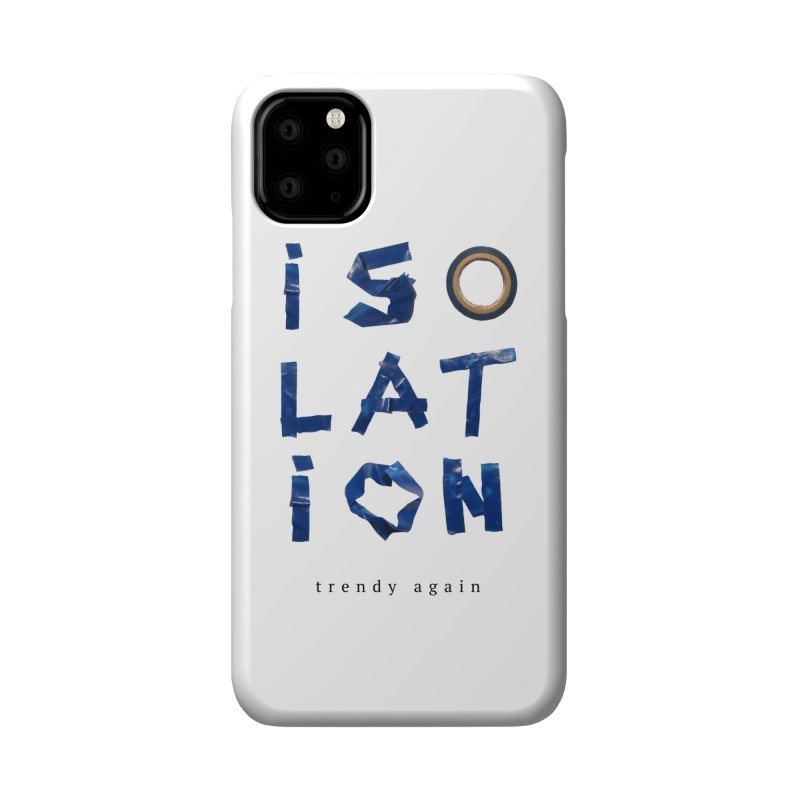Isolation Accessories Phone Case by ゴロキ | GORODKEY | GRDK Clothing