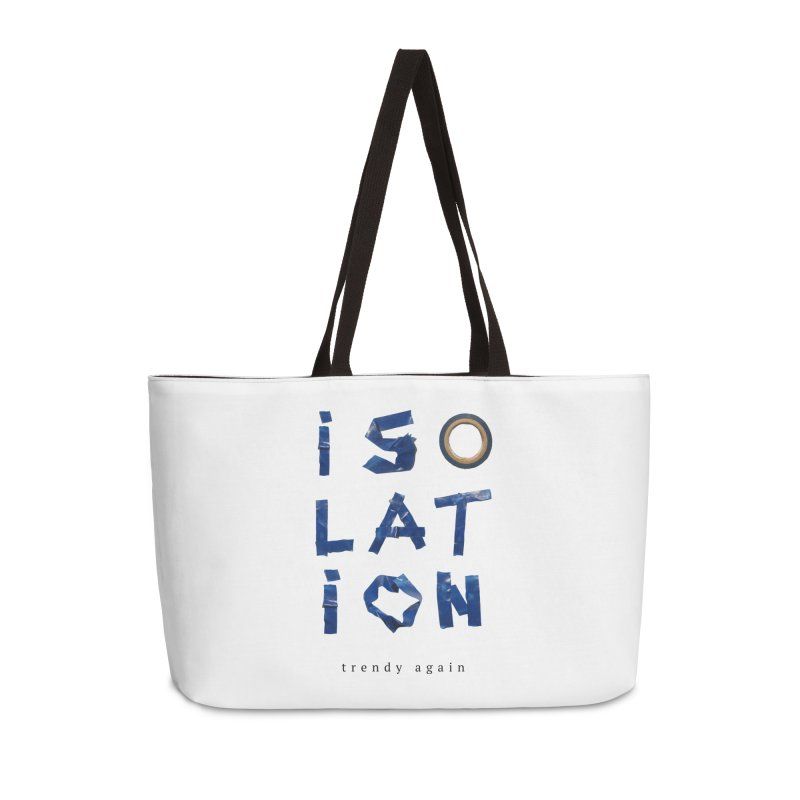 Isolation Accessories Bag by ゴロキ | GORODKEY | GRDK Clothing
