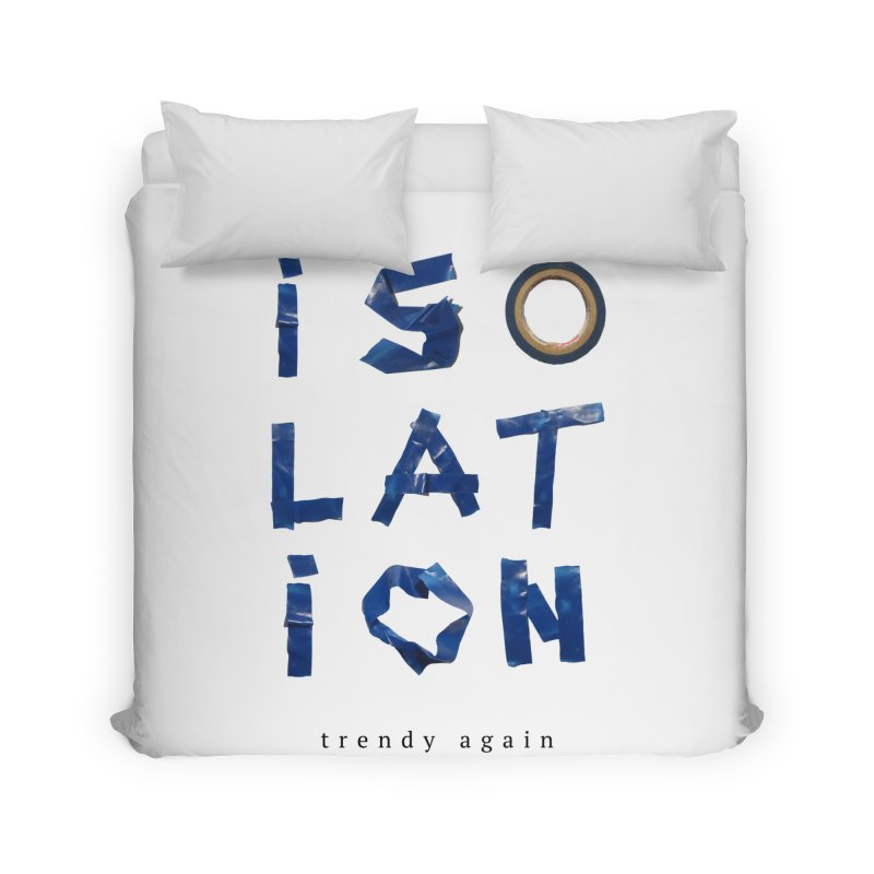 Isolation Home Duvet by ゴロキ | GORODKEY | GRDK Clothing