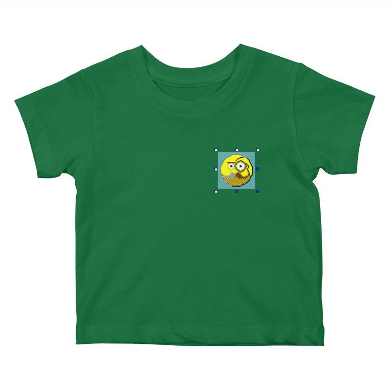 Ivan Moroz Kids Baby T-Shirt by ゴロキ | GORODKEY | GRDK Wear & Clothing