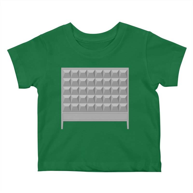 PO-2 Kids Baby T-Shirt by ゴロキ | GORODKEY | GRDK Wear & Clothing
