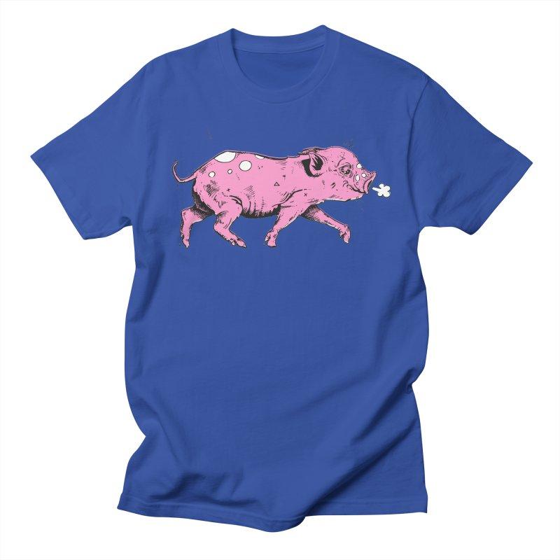 Hater Piggie Women's Unisex T-Shirt by Garrett Shane Bryant