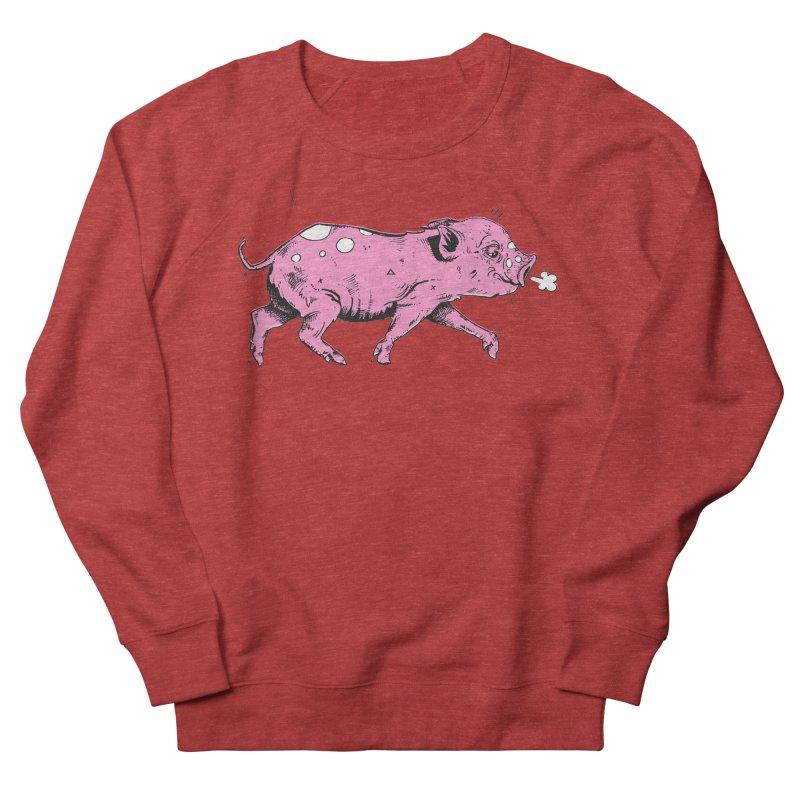 Hater Piggie Women's Sweatshirt by Garrett Shane Bryant