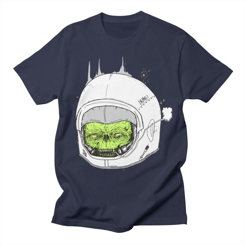 Blackest Hole Men's T-Shirt by Garrett Shane Bryant