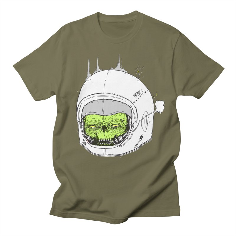 Blackest Hole Men's Regular T-Shirt by Garrett Shane Bryant