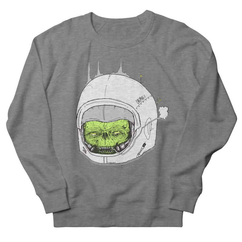 Blackest Hole Women's Sweatshirt by Garrett Shane Bryant