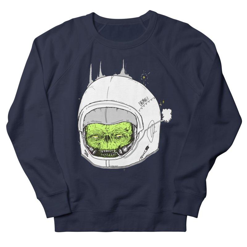 Blackest Hole Men's French Terry Sweatshirt by Garrett Shane Bryant