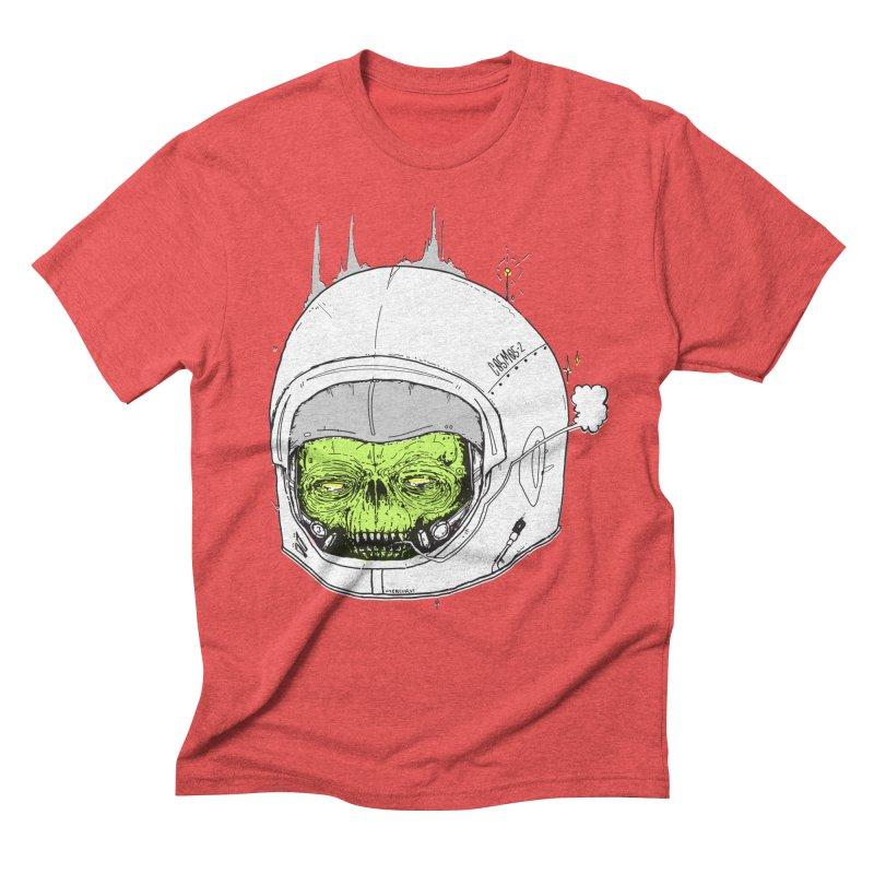 Blackest Hole Men's Triblend T-Shirt by Garrett Shane Bryant