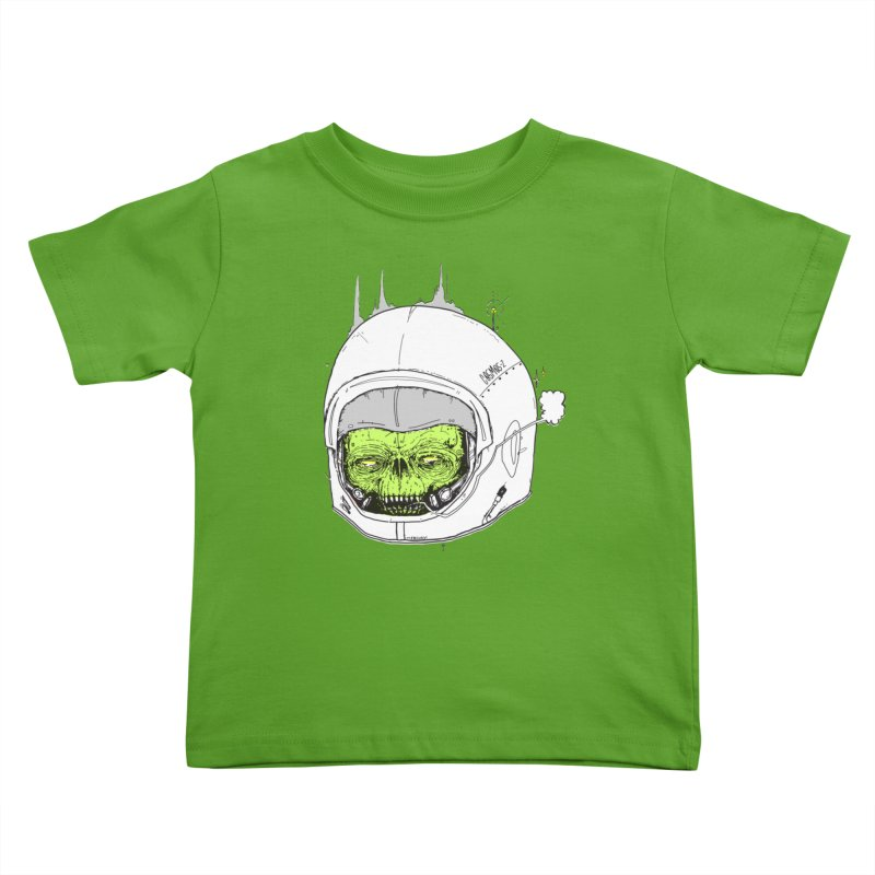 Blackest Hole Kids Toddler T-Shirt by Garrett Shane Bryant