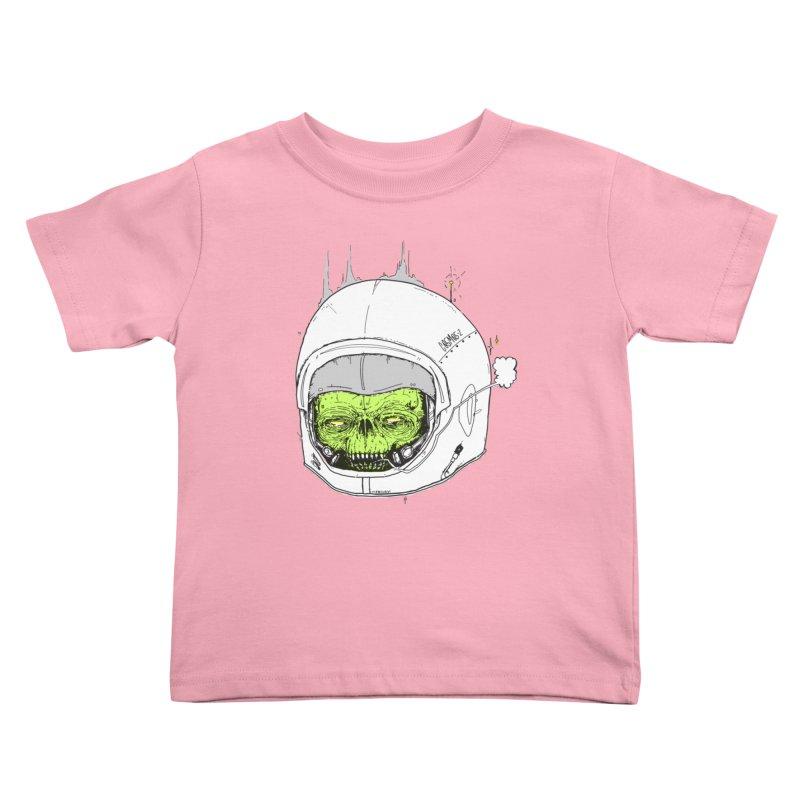 Blackest Hole Kids Toddler T-Shirt by Garrett Shane Bryant
