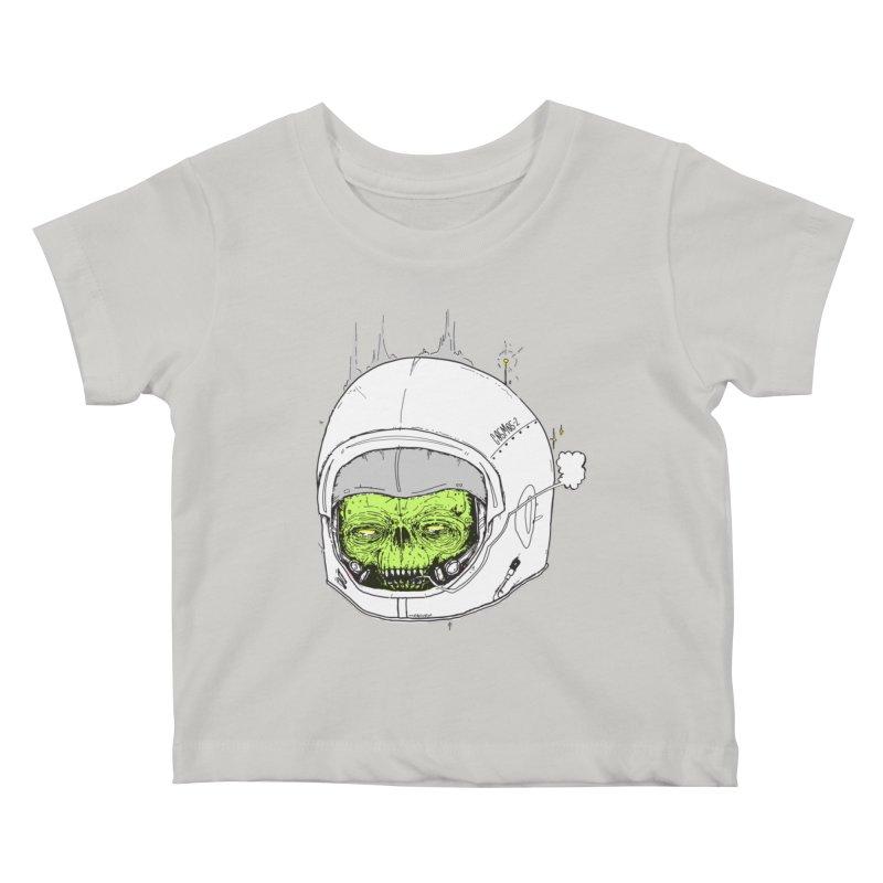 Blackest Hole Kids Baby T-Shirt by Garrett Shane Bryant
