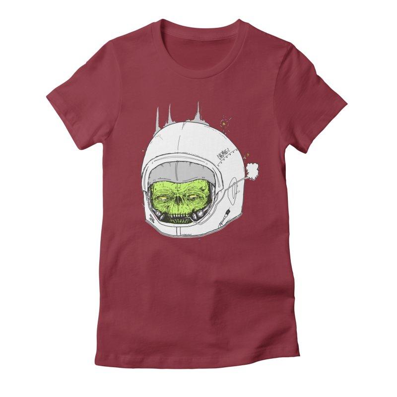 Blackest Hole Women's T-Shirt by Garrett Shane Bryant