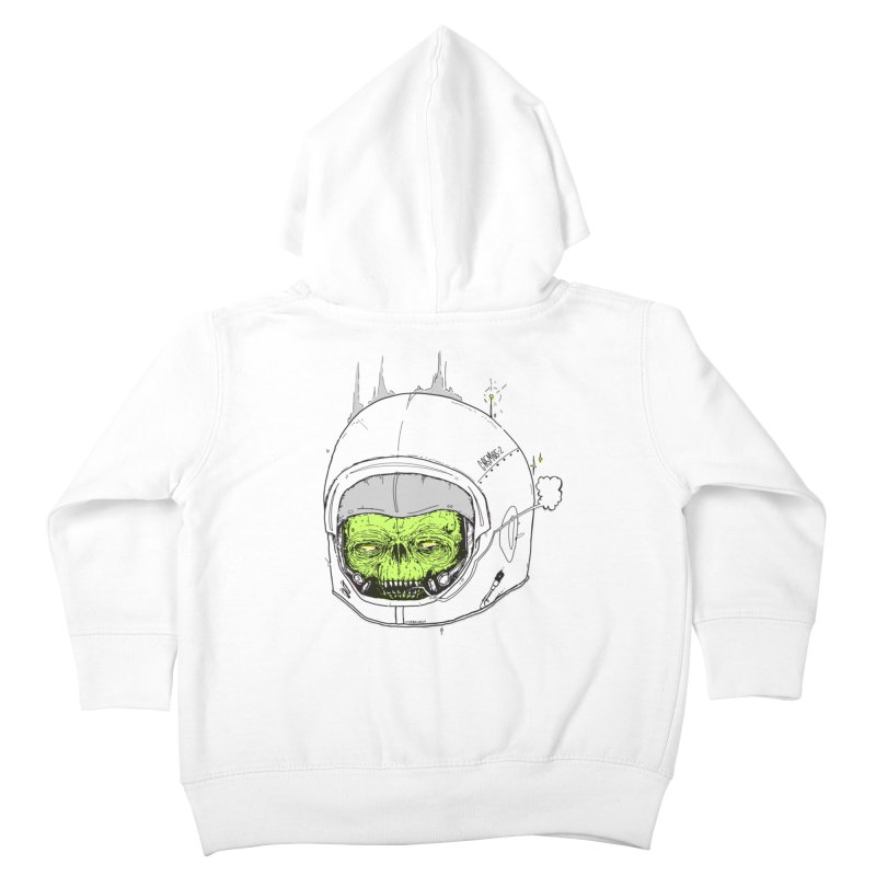 Blackest Hole Kids Toddler Zip-Up Hoody by Garrett Shane Bryant