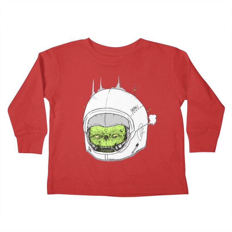 Blackest Hole Kids Toddler Longsleeve T-Shirt by Garrett Shane Bryant