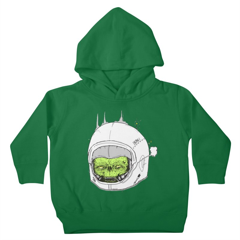 Blackest Hole Kids Toddler Pullover Hoody by Garrett Shane Bryant