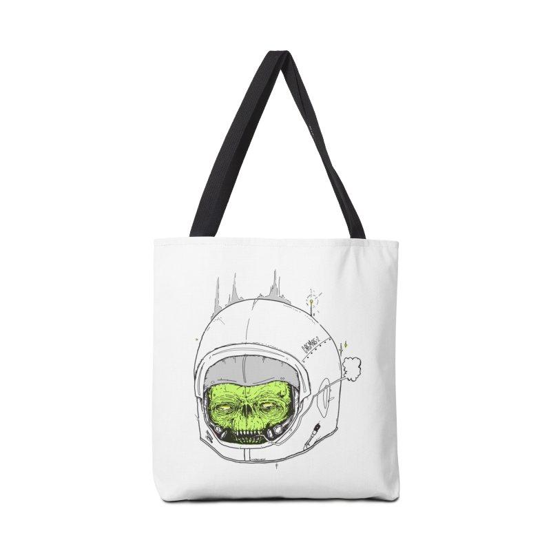 Blackest Hole Accessories Bag by Garrett Shane Bryant