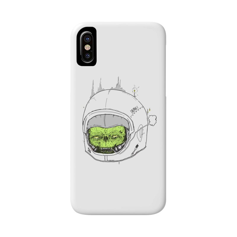 Blackest Hole Accessories Phone Case by Garrett Shane Bryant