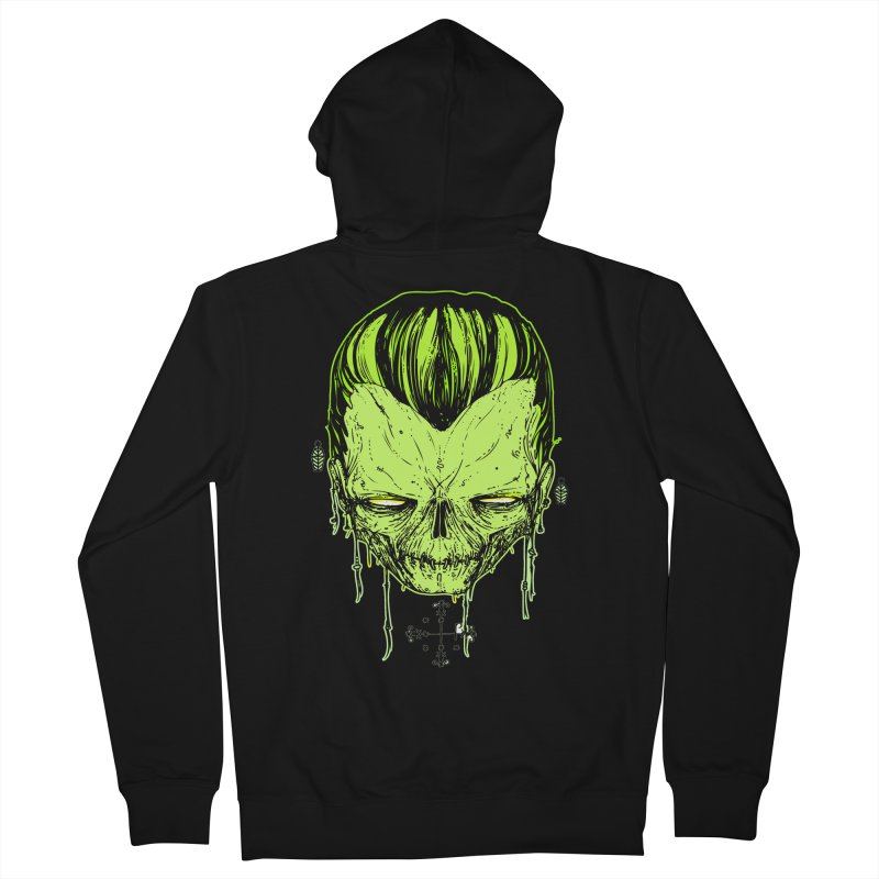 Sangoma Men's French Terry Zip-Up Hoody by Garrett Shane Bryant