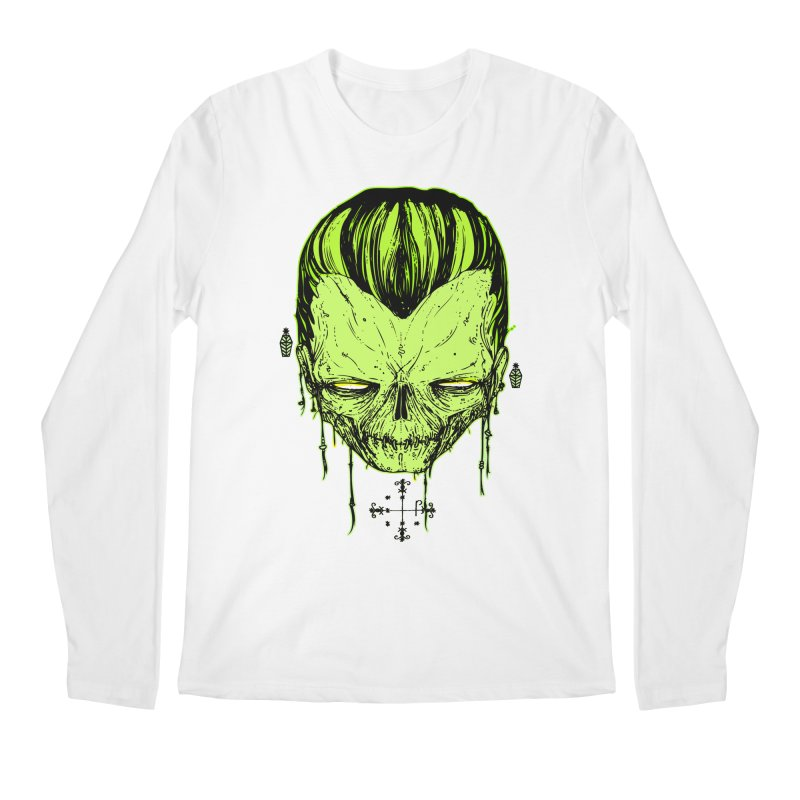 Sangoma Men's Regular Longsleeve T-Shirt by Garrett Shane Bryant