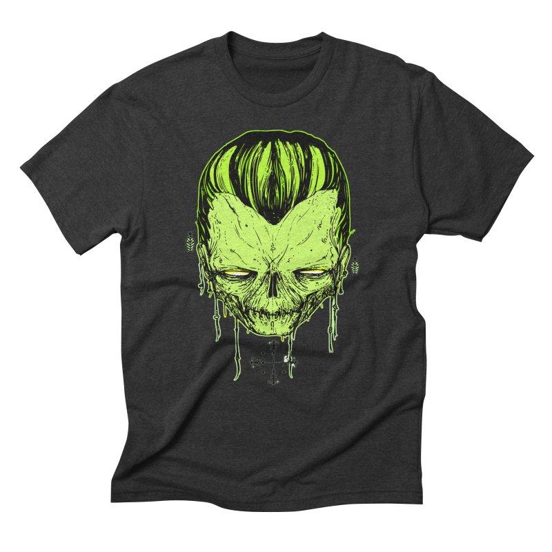 Sangoma Men's Triblend T-shirt by Garrett Shane Bryant
