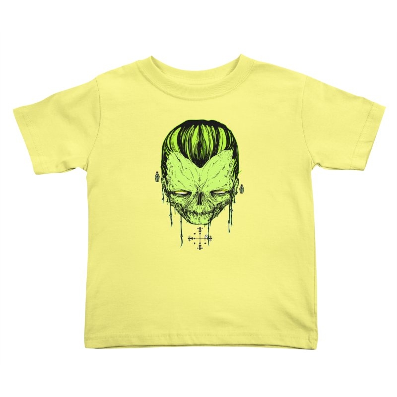Sangoma Kids Toddler T-Shirt by Garrett Shane Bryant