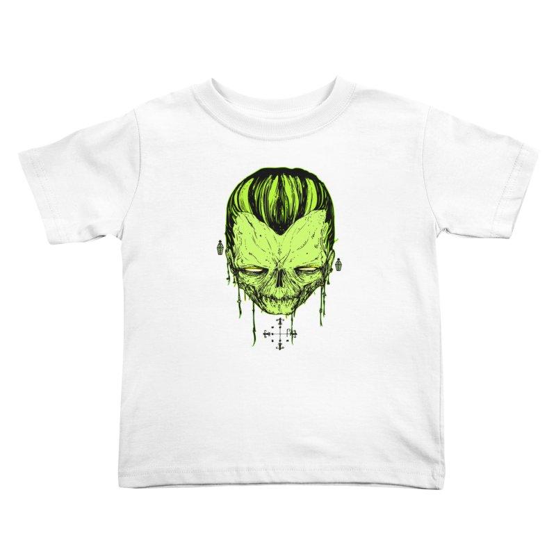 Sangoma Kids Toddler T-Shirt by Garrett Shane Bryant