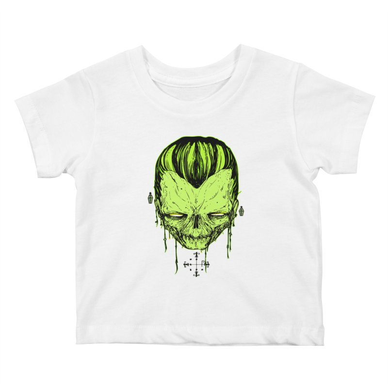 Sangoma Kids Baby T-Shirt by Garrett Shane Bryant