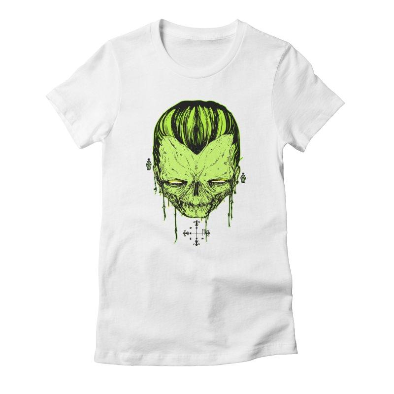 Sangoma Women's T-Shirt by Garrett Shane Bryant