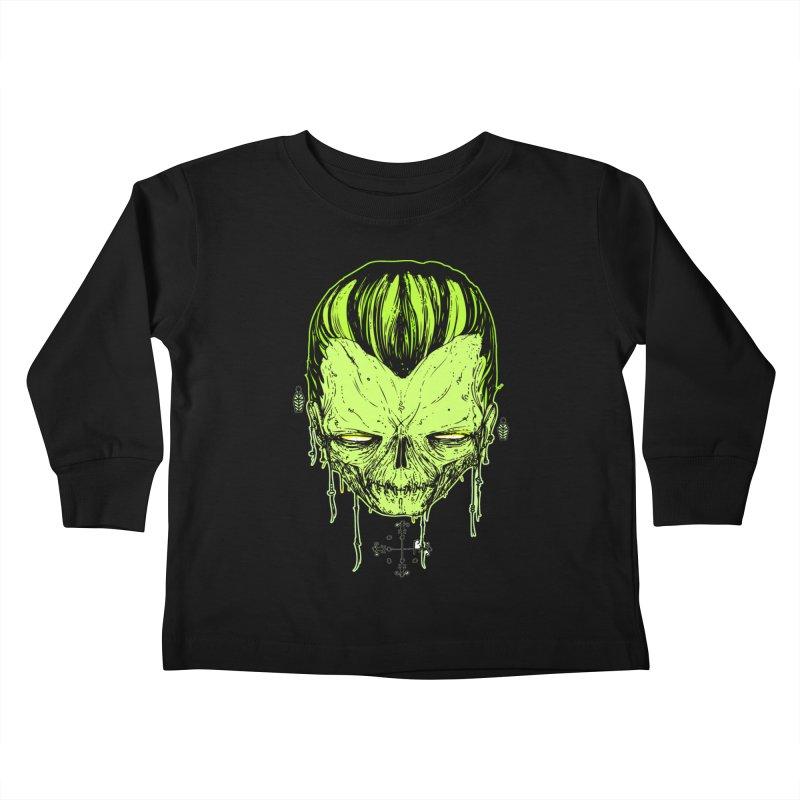 Sangoma Kids Toddler Longsleeve T-Shirt by Garrett Shane Bryant