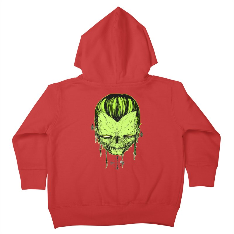 Sangoma Kids Toddler Zip-Up Hoody by Garrett Shane Bryant