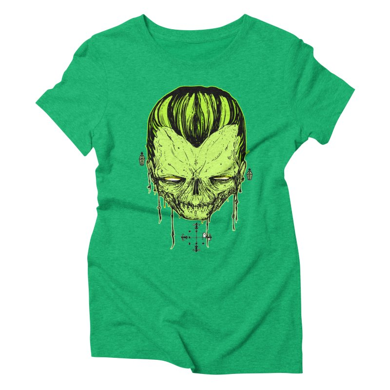 Sangoma Women's Triblend T-Shirt by Garrett Shane Bryant