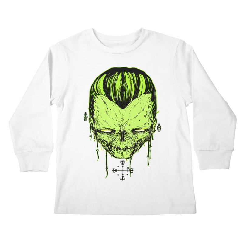 Sangoma Kids Longsleeve T-Shirt by Garrett Shane Bryant