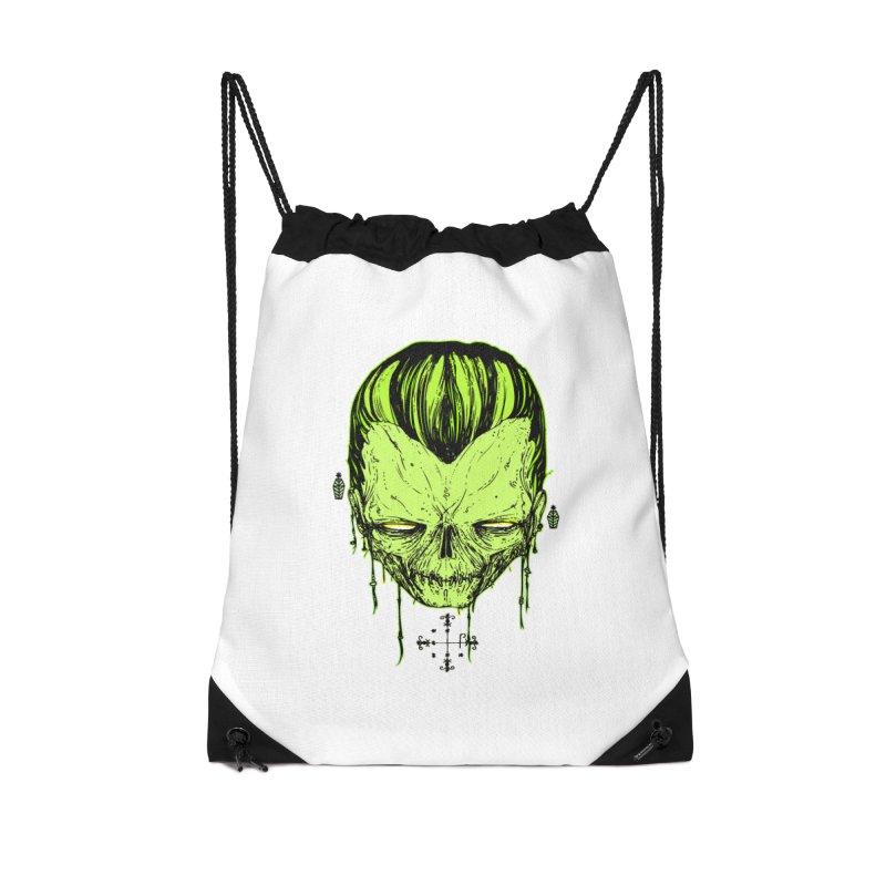 Sangoma Accessories Drawstring Bag Bag by Garrett Shane Bryant