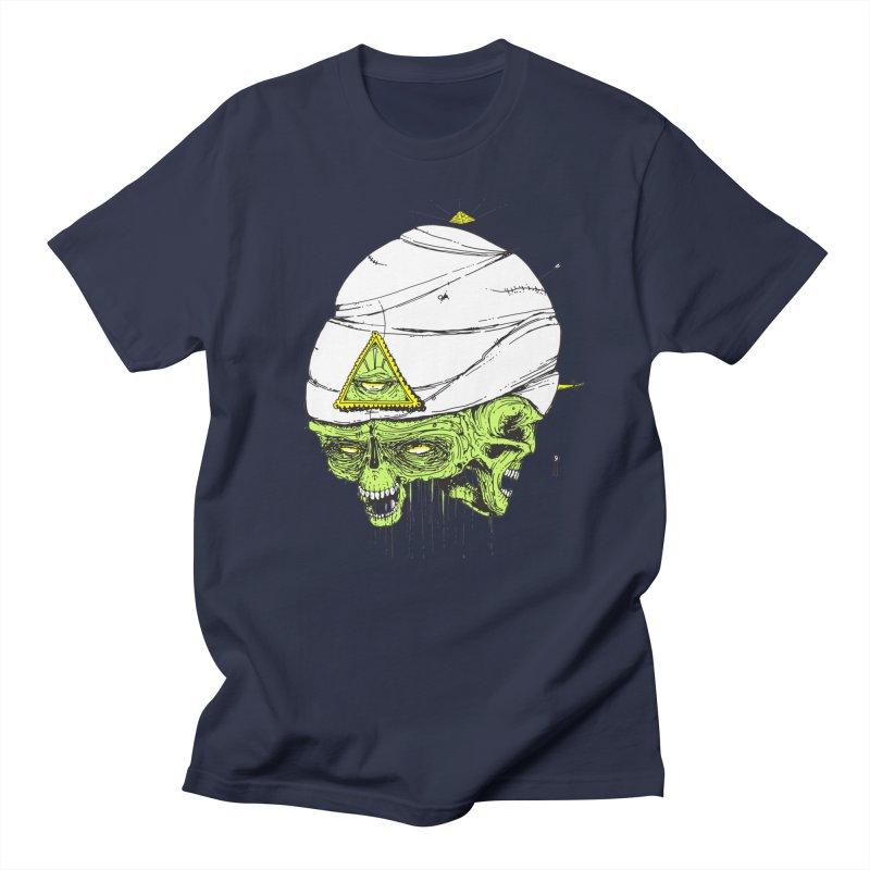 Onubis Men's T-Shirt by Garrett Shane Bryant