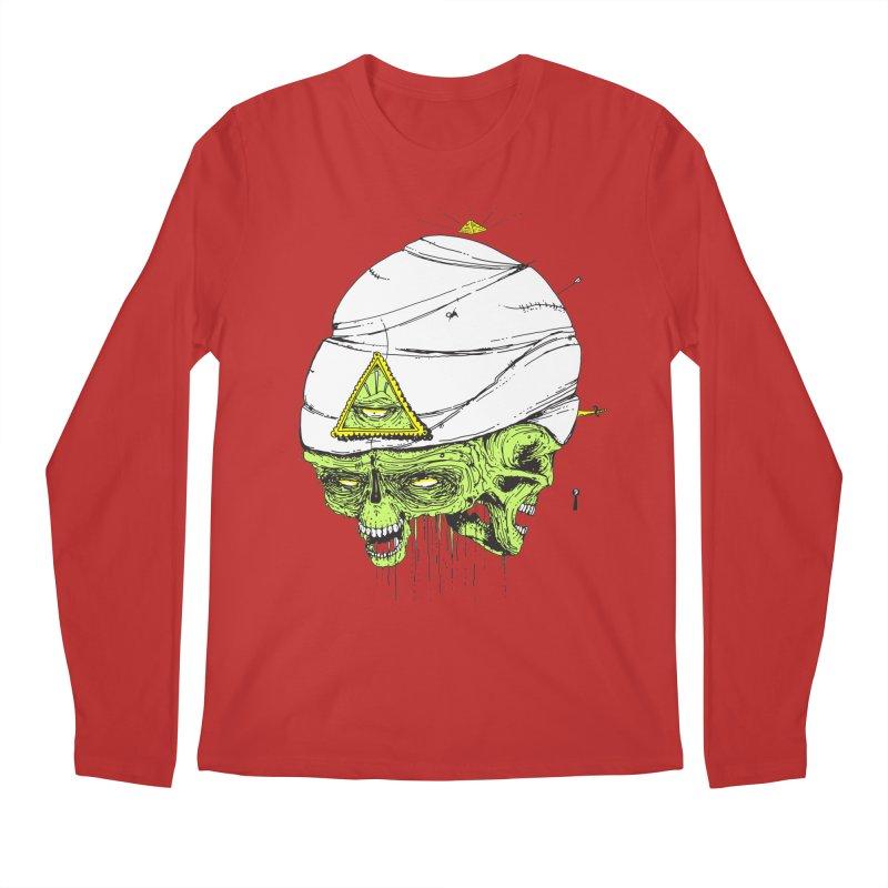 Onubis Men's Regular Longsleeve T-Shirt by Garrett Shane Bryant
