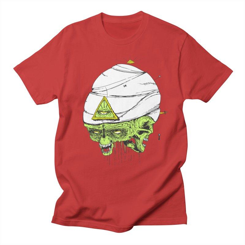 Onubis Men's Regular T-Shirt by Garrett Shane Bryant