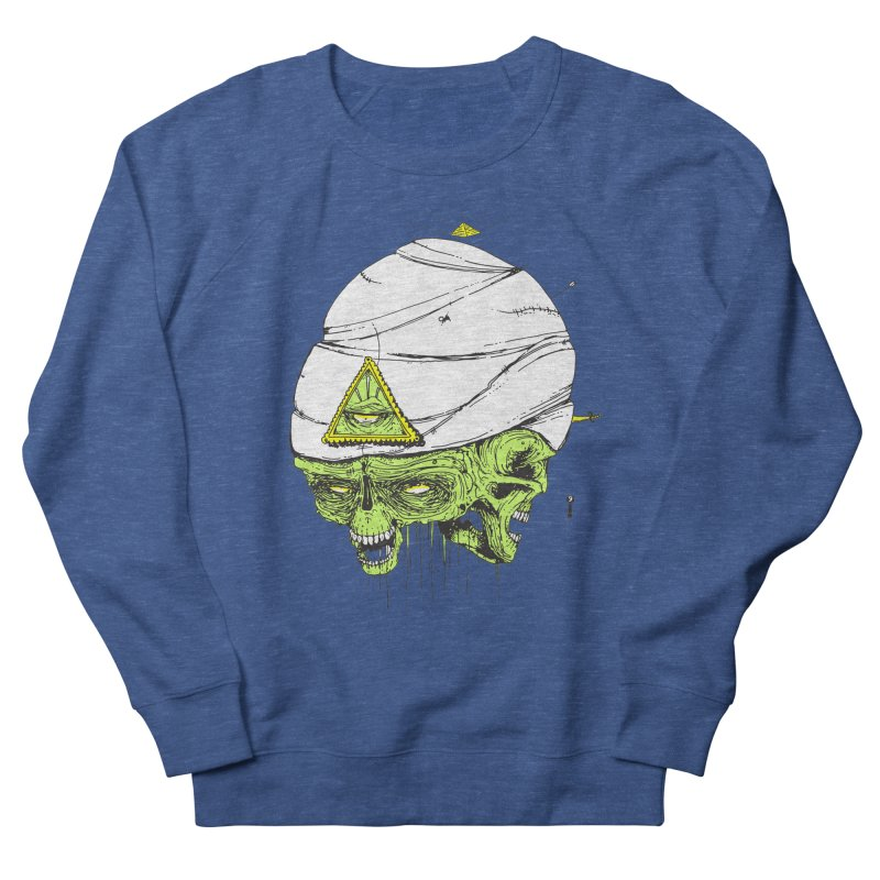 Onubis Women's French Terry Sweatshirt by Garrett Shane Bryant