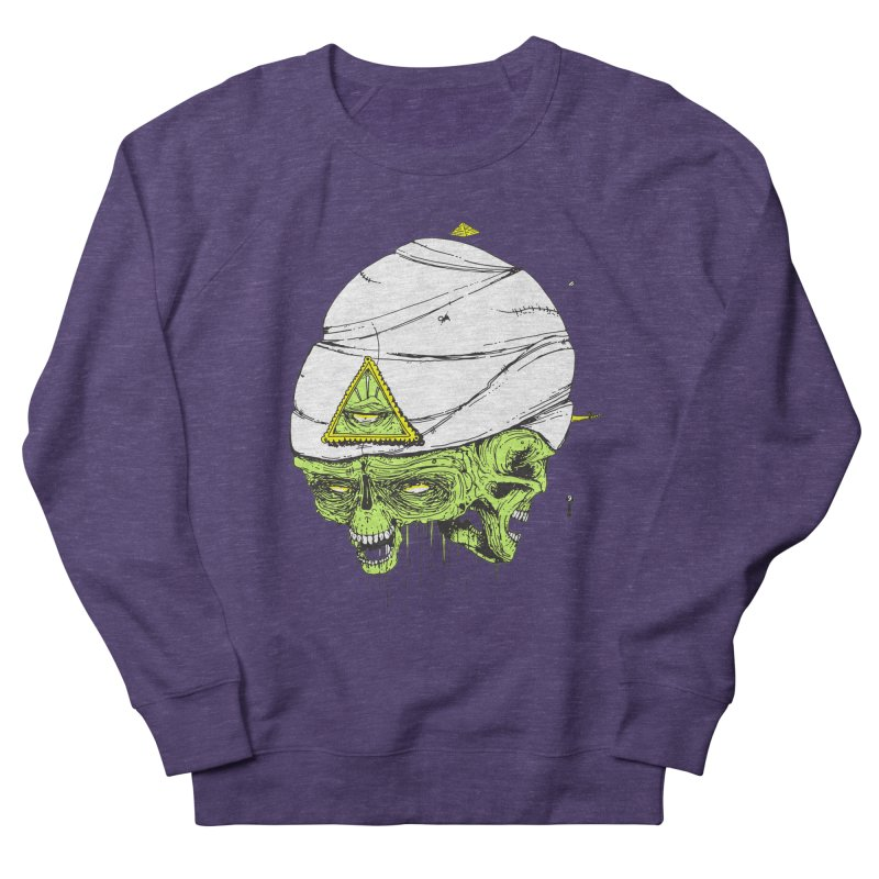 Onubis Women's Sweatshirt by Garrett Shane Bryant