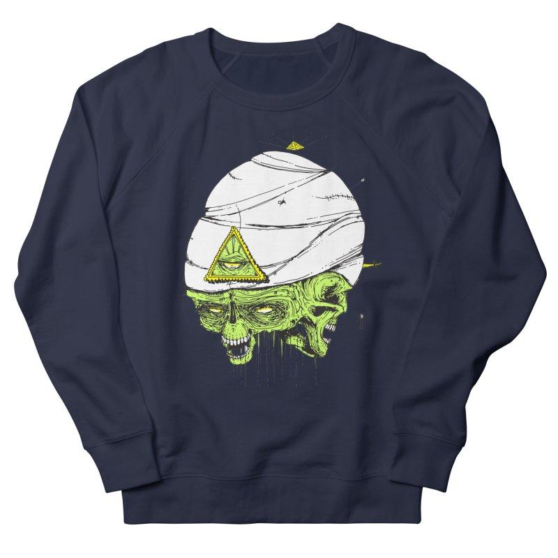 Onubis Men's French Terry Sweatshirt by Garrett Shane Bryant