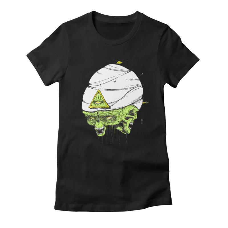Onubis Women's T-Shirt by Garrett Shane Bryant