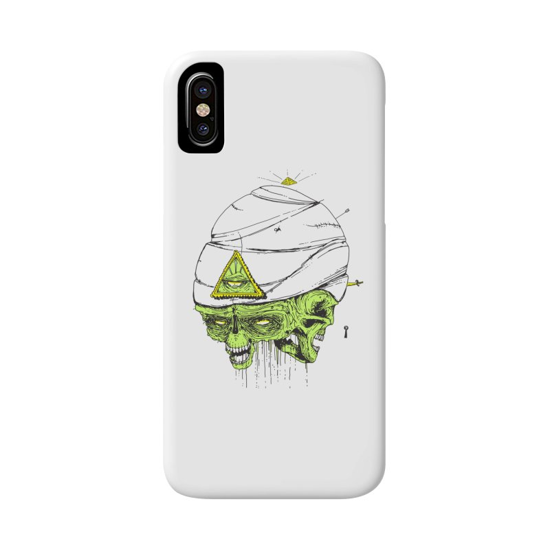 Onubis Accessories Phone Case by Garrett Shane Bryant