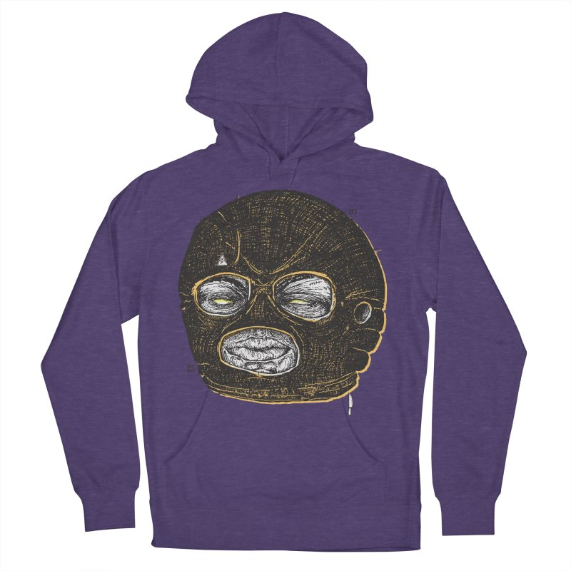 Rotgut Women's French Terry Pullover Hoody by Garrett Shane Bryant