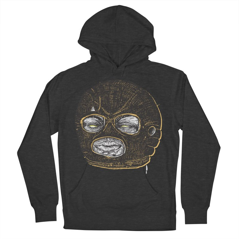 Rotgut Men's French Terry Pullover Hoody by Garrett Shane Bryant