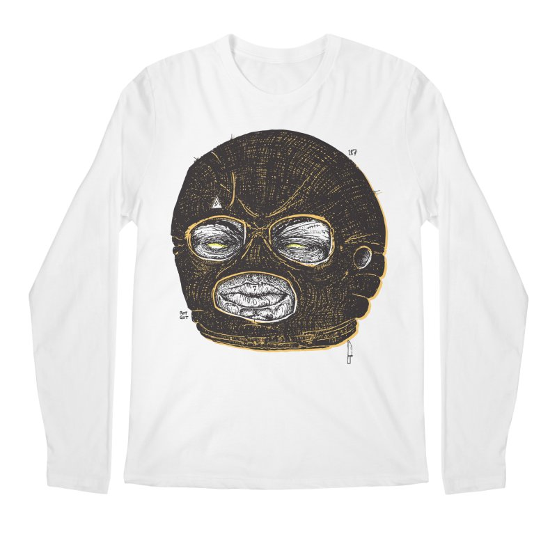 Rotgut Men's Regular Longsleeve T-Shirt by Garrett Shane Bryant