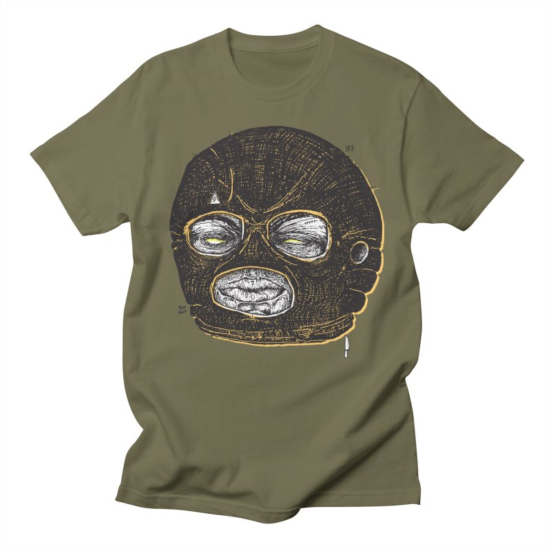 Rotgut Men's T-Shirt by Garrett Shane Bryant