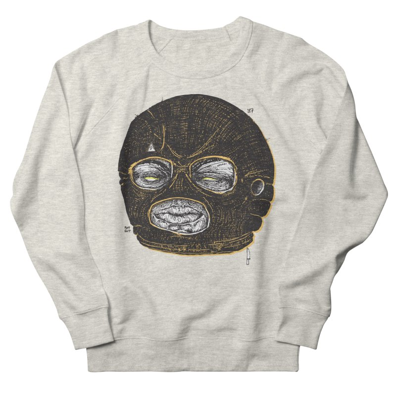 Rotgut Men's French Terry Sweatshirt by Garrett Shane Bryant