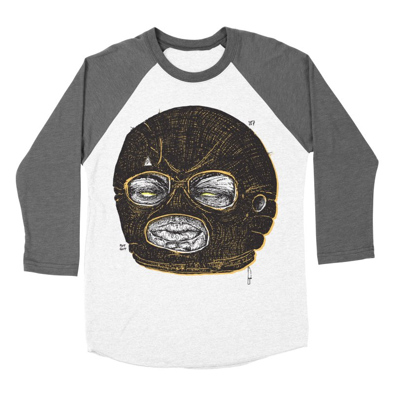Rotgut Women's Baseball Triblend T-Shirt by Garrett Shane Bryant