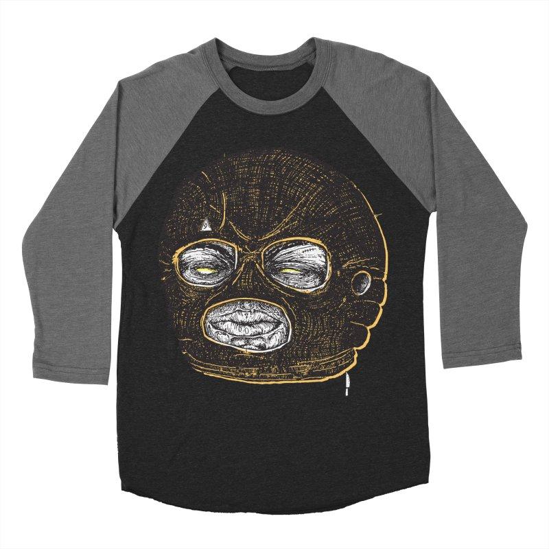 Rotgut Women's Baseball Triblend Longsleeve T-Shirt by Garrett Shane Bryant