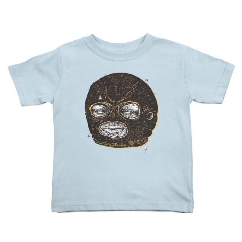 Rotgut Kids Toddler T-Shirt by Garrett Shane Bryant