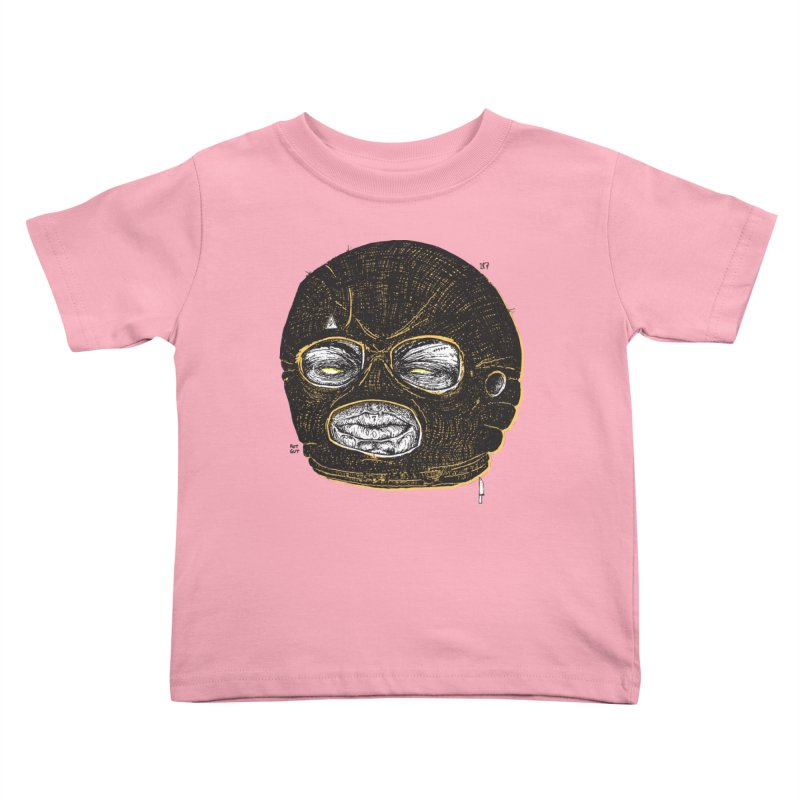 Rotgut Kids Toddler T-Shirt by Garrett Shane Bryant